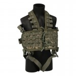 Gen 3 PSGC Air Warrior Harness Survival Vest (AT-Digital)