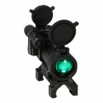 Aimpoint Comp M4 Red Dot Sight (Black)