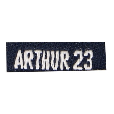 Arthur 23 Call Sign Patch (Blue)