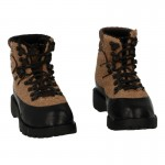 Suede Meindl Glockner MFS Shoes (Coyote)