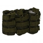 5,56mm Triple Magazines Pouch (Olive Drab)