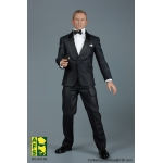 Royal Agent Suit Set (Black)