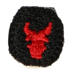 Red Bull Division Patch (Red)