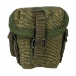 Worn M56 M16 Magazines Pouch (Olive Drab)