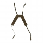Worn M56 Harness (Olive Drab)