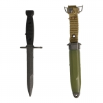 M16 Colt Bayonet with Sheath (Olive Drab)