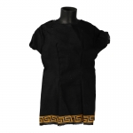 Greek Hoplite Tunic (Black)