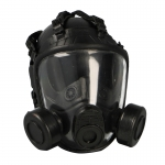 Gas Mask A-4000 (Black)