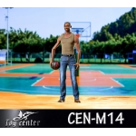 NBA Star Vest Jeans Suit Set (Olive Drab)