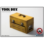 Tool Box with Accessories (Yellow)
