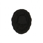 Diecast 1939 Wounded Badge (Black)