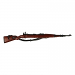 Diecast Wooden Karabiner 98k Rifle (Brown)