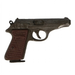 Walther PPK Pistol (Grey)
