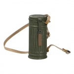 M38 Gas Mask Canister (Olive Drab)