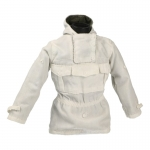 Windjacke Overcoat (White)