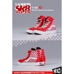 Sk8 Ver. 3.0 Shoes (Red)