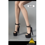 Female Heeled Shoes (Black)