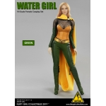 Female Water Girl Set (Green)