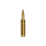 Diecast 5,8mm x 42mm Cartridge (Gold)