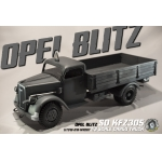 Sd.Kfz.305 Opel Blitz Truck Cargo Version (Grey)
