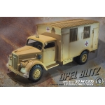 Sd.Kfz.305 Opel Blitz Truck Ambulance Version (Sand)