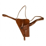Leather M7 Shoulder Holster (Brown)