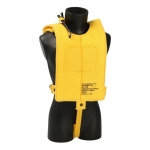B4 Mae West Life Jacket (Yellow)