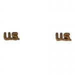 US Collar Insignias (Bronze)