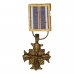 Diecast Distinguished Flying Cross Medal (Bronze)