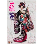 Oiran Ichiya Clothing Set (Black)