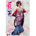 Oiran Ichiya Clothing Set (Red)