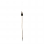 Diecast Wooden Pilum Lance (Brown)