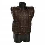 Leather Body Armor (Brown)