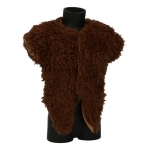 Fur Jacket (Brown)