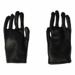 Leather Gloves (Black)