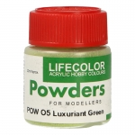 Luxuriant Green Texture Powder (Green)
