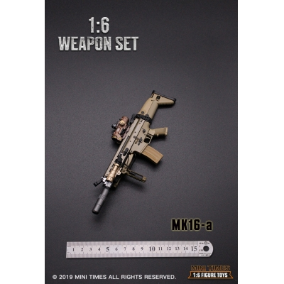 MK16 Assault Rifle (Coyote)