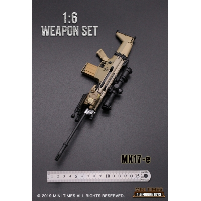 MK17 Assault Rifle (Coyote)