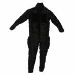 First Order Tie Pilot Flight Suit (Black)