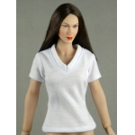 Female T-shirt (White)
