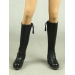 Female Equestrian Boots (Black)
