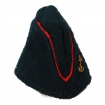 French Marine Side Cap (Blue)