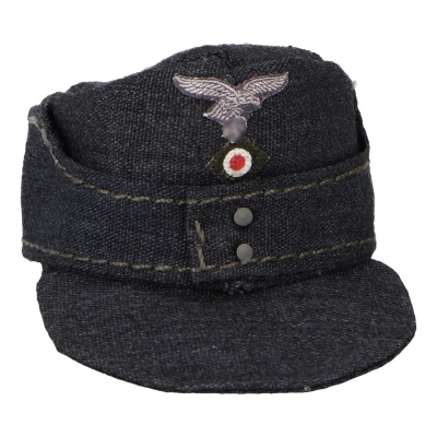 M43 Luftwaffe Field Cap (Blue)