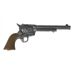 Single Action Army Cavalry Colt Revolver (Grey)
