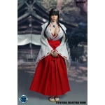 Female Japanese Witch Set (Red)