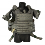 Eagle CIACS 6 Aviation Tactical Vest (Grey)