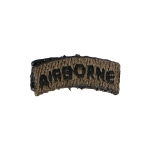 Airborne Patch (Coyote)
