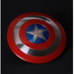 Diecast Captain Star Shield (Red)