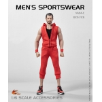 Men's Sportwear Set (Red)