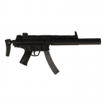 HK MP5 SD3 Submachinegun (Black)